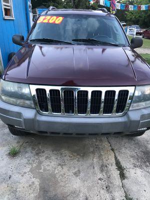 2003 Jeep Grand Cherokee for Sale in Baton Rouge, LA