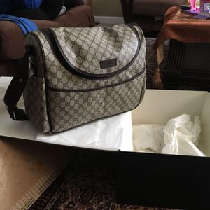 Gucci diaper bag for Sale in Dearborn, MI