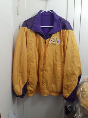Vintage Reversible Lakers Jersey for Sale in Pomona, CA