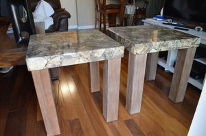 Coffee and end tables for Sale in Dallas, TX