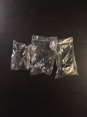 3 pairs of Super Cheap Earbuds (Never Used) for Sale in Long Grove, IL