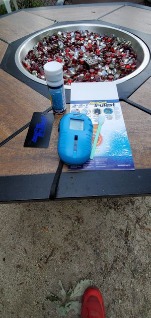 Aquacheck pool and spa tester for Sale in Strongsville, OH