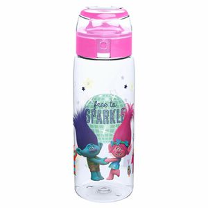 Trolls 25oz Plastic Water Bottle Pink - Zak Designs for Sale in Cincinnati, OH