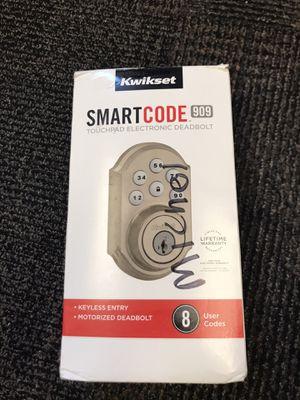 Smartcode 909 Electronic Deadbolt for Sale in Phoenix, AZ
