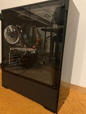 Gaming pc with 144hz monitor. for Sale in Seattle, WA