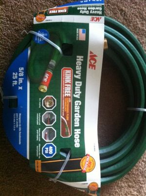 Ace heavy duty garden hose for Sale in Pittsburgh, PA