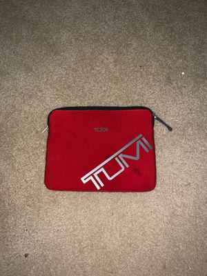 Tumi Tablet Case for Sale in Hartford, CT