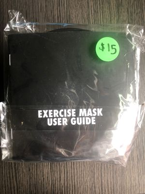 Elevation workout training mask for Sale in Queen Creek, AZ