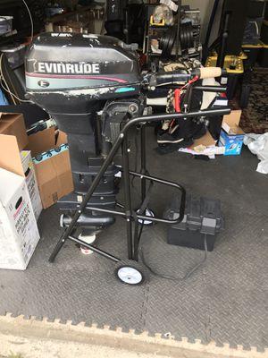 Evinrude 9.9 2 stroke for Sale in Santa Monica, CA