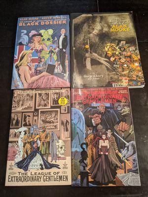 League of Extraordinary Gentlemen, comic books graphic novel, 4 books for Sale in Las Vegas, NV