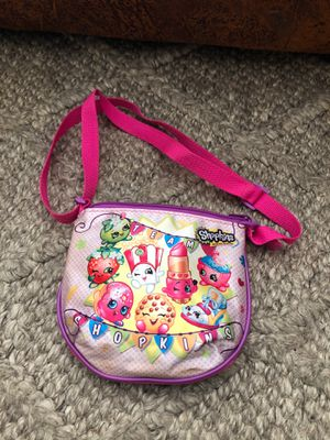 Shopkins Purse 👜 for kids girls for Sale in Alexandria, VA