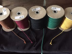 Trim Tex embroidery cord - assorted colors. for Sale in Williamsport, PA