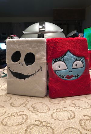 Jack & Sally Plush Journals for Sale in Morgan Hill, CA