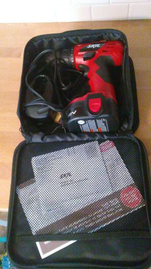 SKIL drill set for Sale in Tacoma, WA