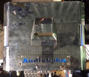 Audiobahn 4 channel amp for Sale in Pittsburgh, PA