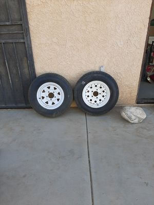 ST 175/80D13 High Run. for Sale in Victorville, CA
