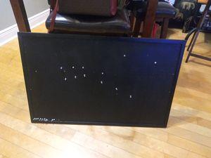 Black cork board for Sale in Tampa, FL