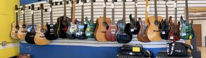 Guitars/ bass for Sale in Mount Holly, NC