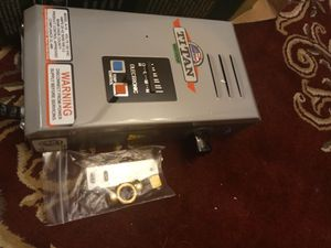 Titan N-10 Tankless Water Heater Brand New for Sale in Chicago, IL