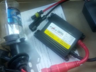 New: (1) H13 Hid 6k Headlight/Ballast for Sale in San Antonio,  TX