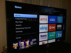 50 inch Flatscreen TV for Sale in Tacoma, WA