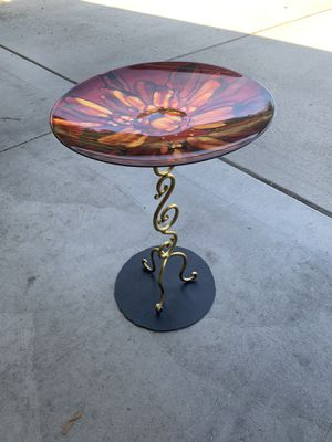 Hand crafted Bird Baths, several styles offered. for Sale in Pasco, WA