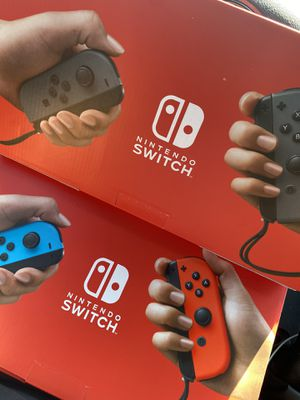 Nintendo Switch Version 2 for Sale in Riverside, CA