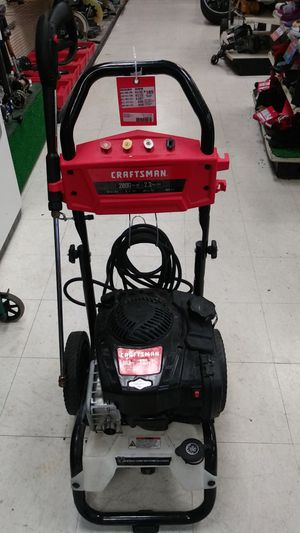 Craftsman Gas Pressure Washer for Sale in Tampa, FL