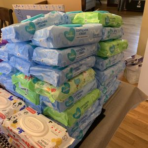 Pampers Wioes for Sale in Waterbury, CT