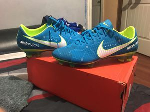 b4bd4c33873a11 Nike hypervenoms soccer cleats 8.5 acc for Sale in Austin