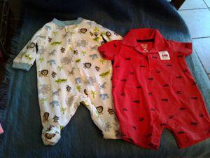 Newborn boy Sets BOTH $1.50 for Sale in Riverside, CA