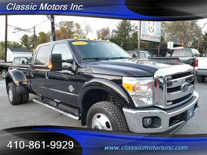2016 Ford F-350 Crew Cab XLT 4X4 DRW for Sale in Finksburg, MD