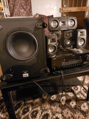 SURROUND SOUND SYSTEM for Sale in Columbus, OH