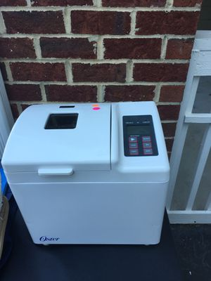 Oster Bread Maker for Sale in Cary, NC