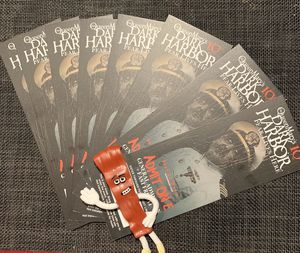 Dark Harbor fast fright tickets to skip the lines for Sale in Long Beach, CA