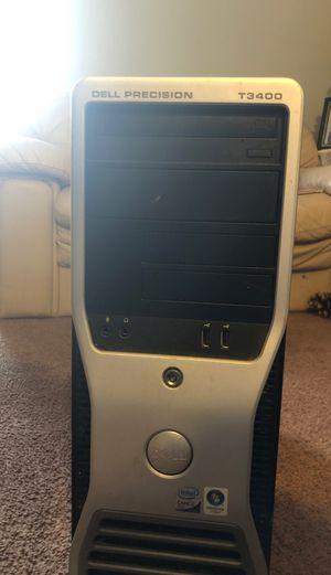Dell Precision T3400 Console for Sale in Warrenville, IL