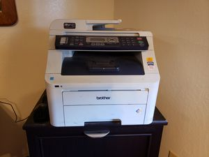 Brother Office multi function laser color for Sale in Vallejo, CA