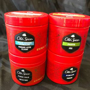 New Old Spice Hair Pomades for Sale in Henderson, NV