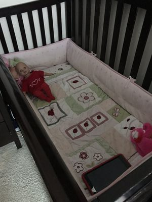 Baby crib / Cuna para bebés for Sale in North Springfield, VA