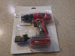 Hyper Tough 8-Volt Max Lithium-ion Cordless Drill / Driver for Sale in Tustin, CA