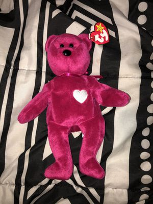 Valentina Beanie Baby MAKE AN OFFER for Sale in Gresham, OR