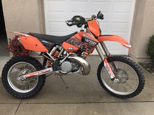 2004 KTM 250 EXC for Sale in Corona, CA