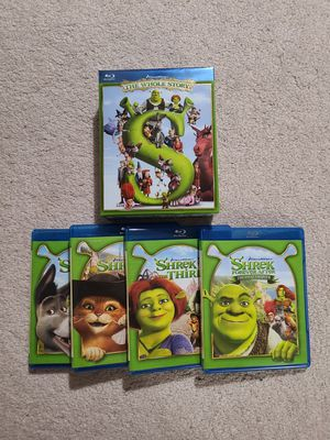 Shrek: The Whole Story for Sale in Fairfax, VA