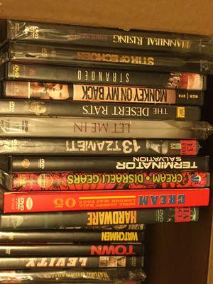 50 misc DVDs for Sale in Chandler, AZ