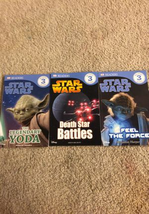 DK Readers Level 3 (Star Wars Books) for Sale in Irvine, CA