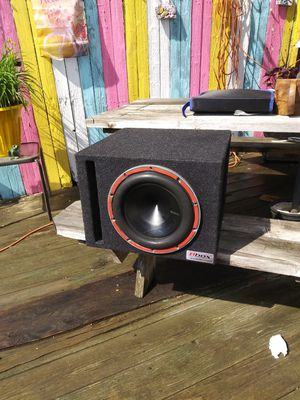Subwoofer hertz 10 inch- hx250d. 900 watts for Sale in Floral Park, NY