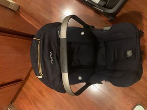 Nuna Pipa infant Car seat for Sale in Palmdale, CA