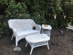 Joanna Gaines farm house magnolia style patio furniture set for Sale in Brier, WA