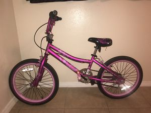 Pink girls bike for Sale in Houston, TX