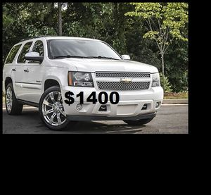 Price$1400 2008 TAHOE LTZ for Sale in Annapolis, MD